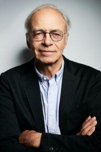 Peter Singer, fot. Alletta Vaandering