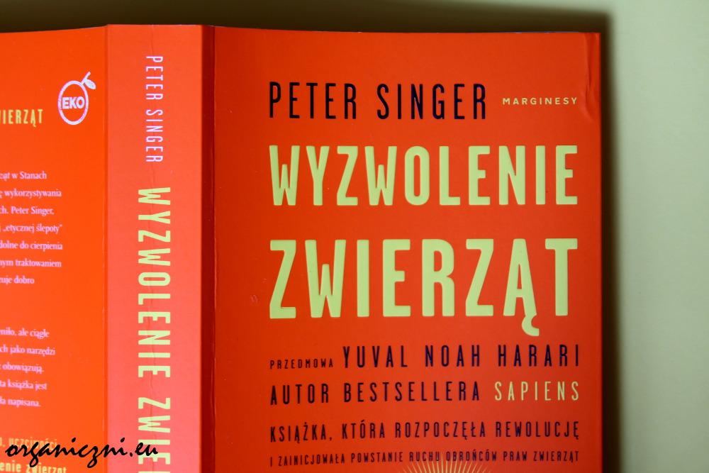 "Peter Singer, ""Wyzwolenie zwierząt"""