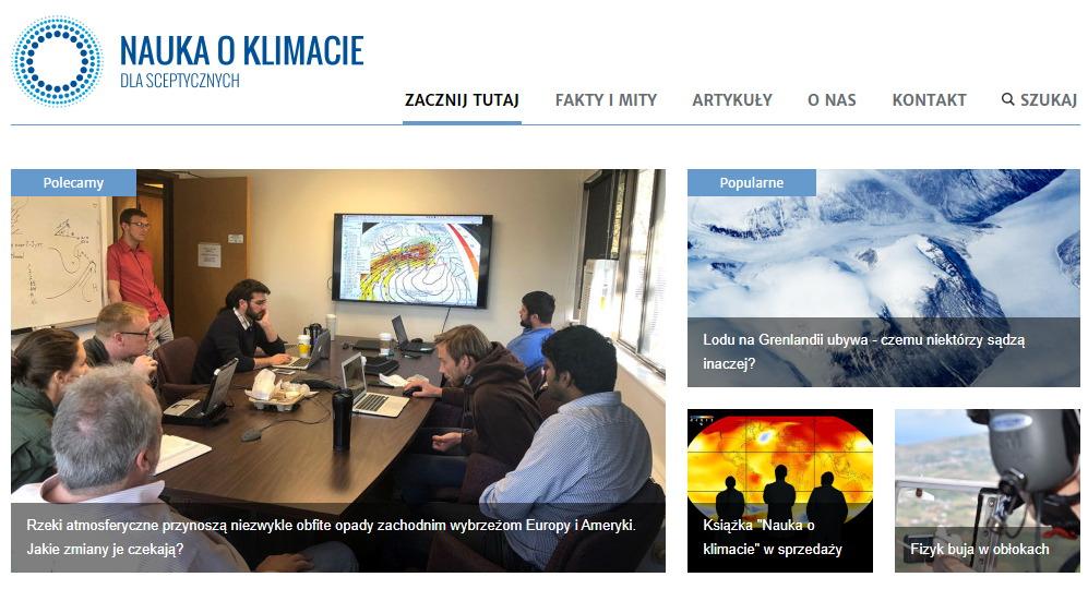Portal Nauka o klimacie
