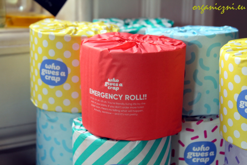 The Clean Kilo: papier toaletowy | toilet paper