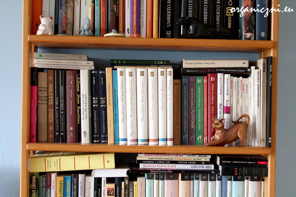 Książki. Pozbywanie się ich to straszne wyzwanie