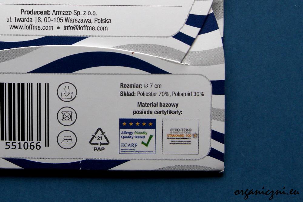 Certyfikaty materiały Loffme
