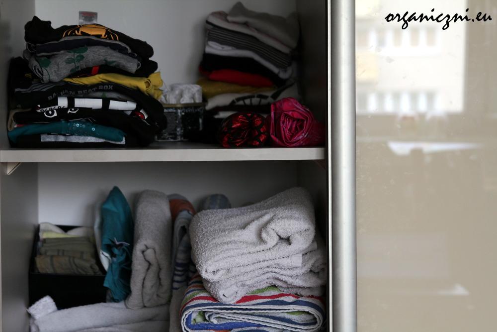 Moja półka i półka ręcznikowa