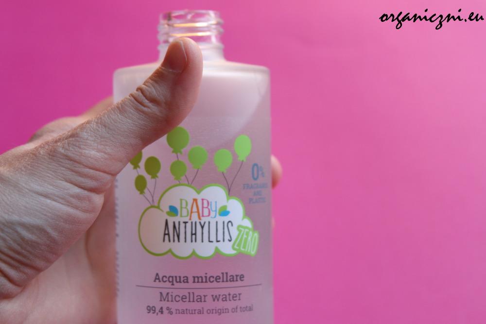 Woda Micelarna Baby Anthyllis Zero
