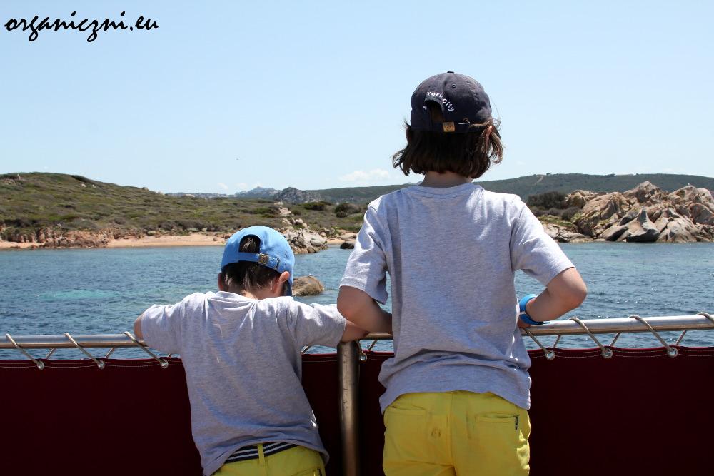 Stefan i Julek. Płyniemy do Palau, portu na Sardynii