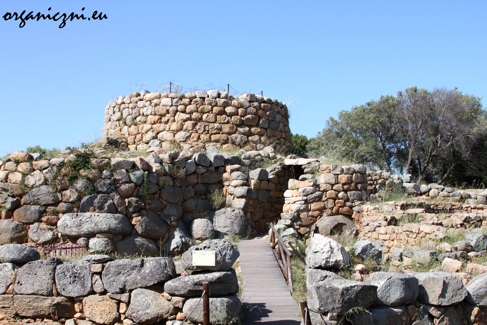 Nurag, budowla - twierdza sprzed tysięcy lat
