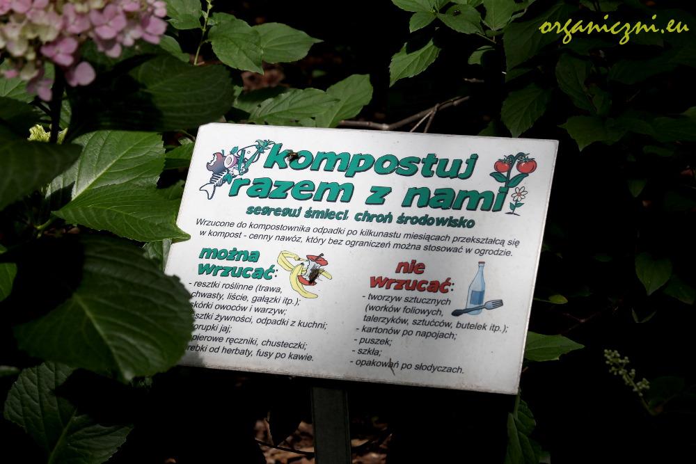 Kompostuj z Ogrodem Botanicznym Uniwersytetu Wrocławskiego