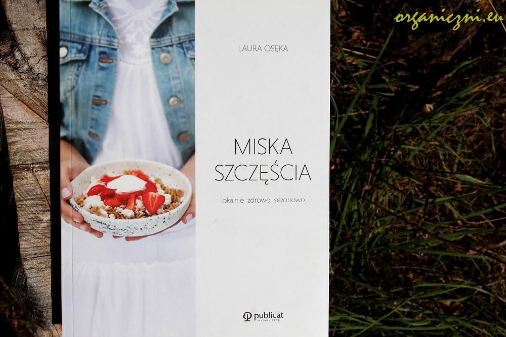 """Wege książki: Laura Osęka, """"Miska szczęścia"""""""