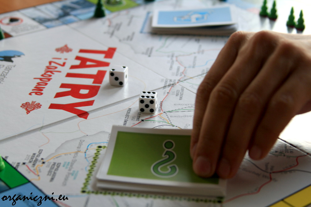 Monopoly Tatry i Zakopane. Co kryje karta SZANSA?