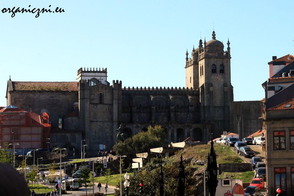 Katedra Sé w Porto