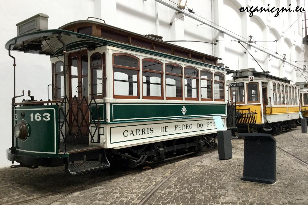 Muzeum Tramwajów Elektrycznych, Porto