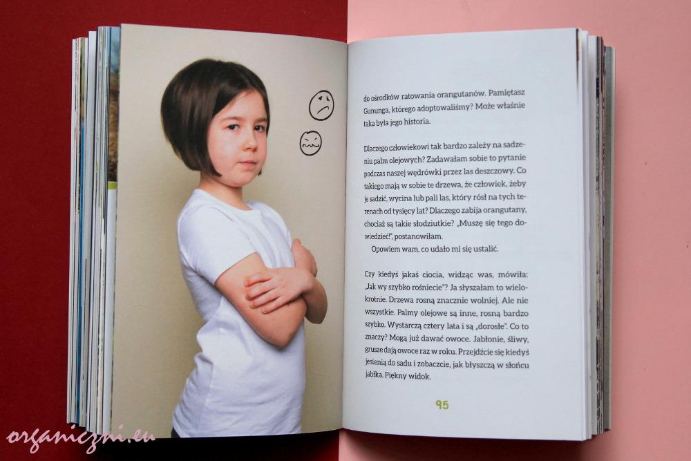 """Maja Mulak, Magdalena Tobik, Agnieszka Narębska, """"Klub Ochrony Orangutanów Majki"""""""