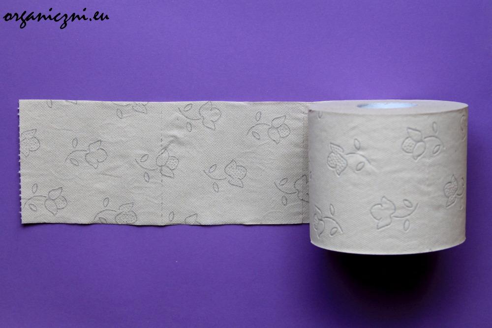 Papier toaletowy Lucart, powstający z kartonów po napojach