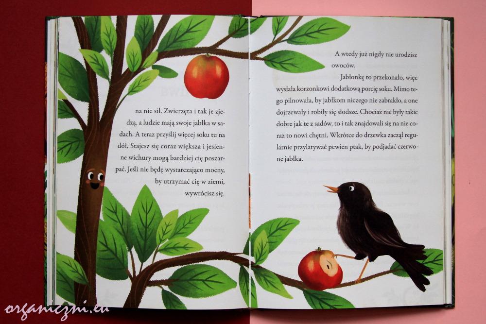 """Ludwig Hellmann, """"Opowieści o małej jabłonce. Jak wszystko się zaczęło"""""""