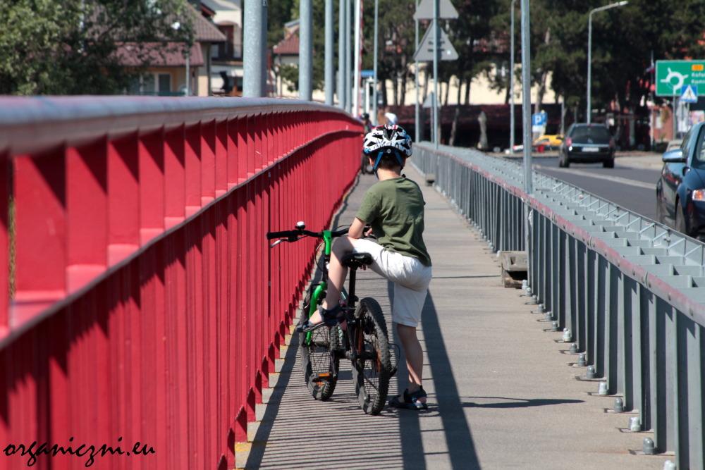 Wolin, most zwodzony nad Dziwną