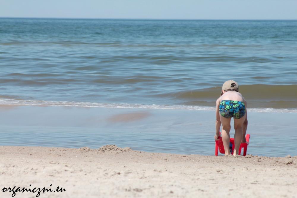 Na Wolinie są piękne, piaszczyste plaże