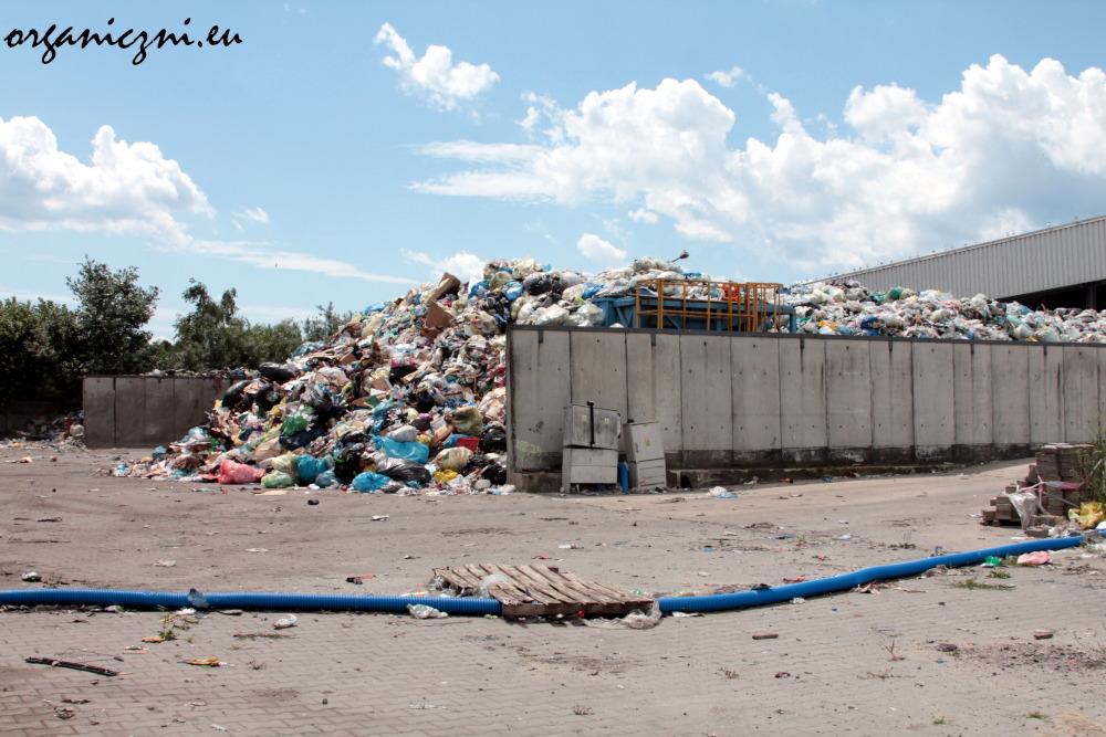 Zakład Unieszkodliwiania Odpadów w Różannie
