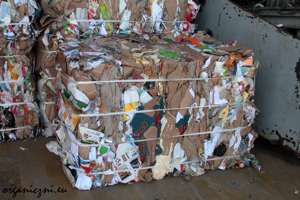 Papier tektura, Zakład Unieszkodliwiania Odpadów w Różannie