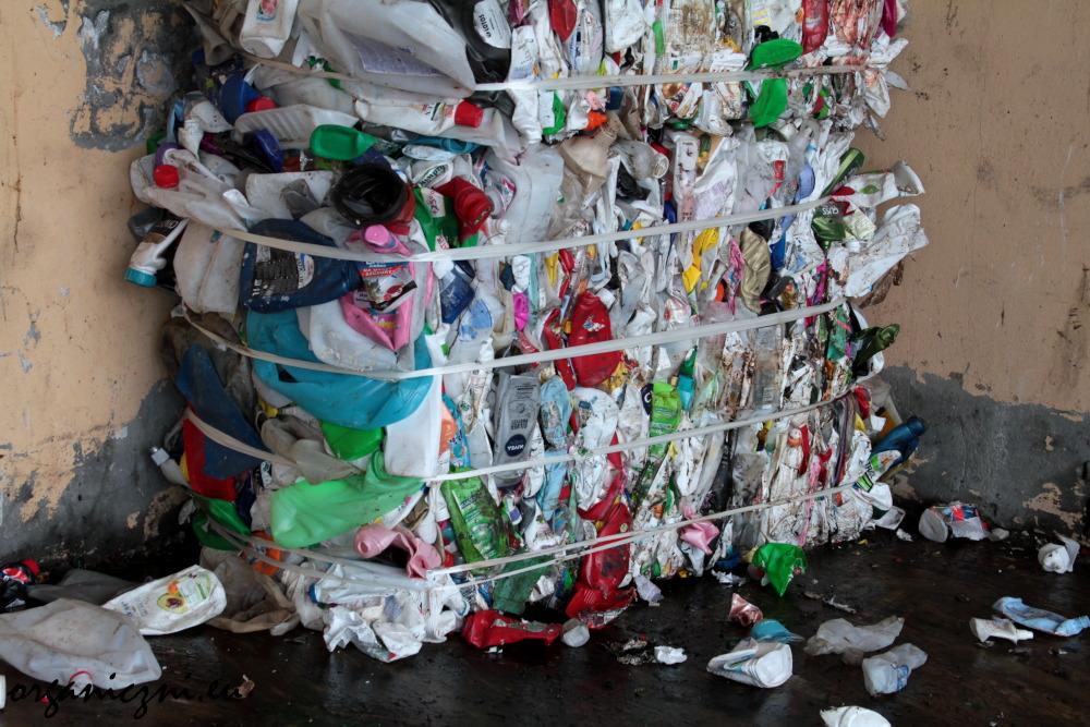 LDPE, Zakład Unieszkodliwiania Odpadów w Różannie