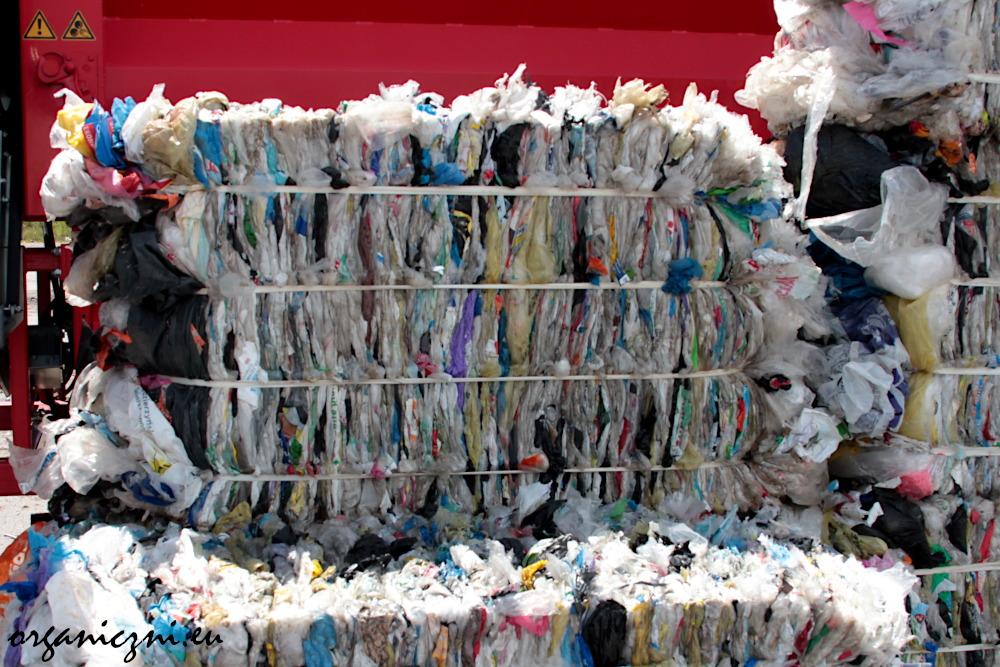 Folie, Zakład Unieszkodliwiania Odpadów w Różannie