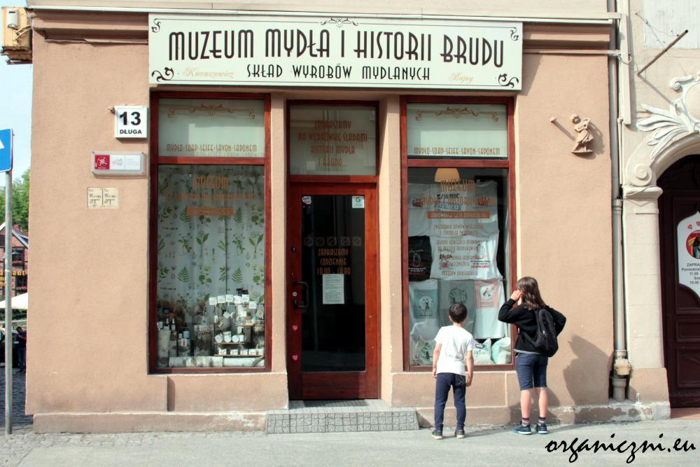 Muzeum Mydła i Historii Brudu, Bydgoszcz