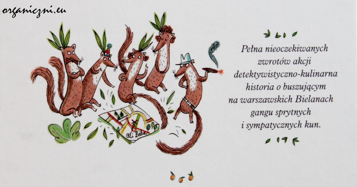 """Justyna Bednarek, """"Pięć sprytnych kun"""""""