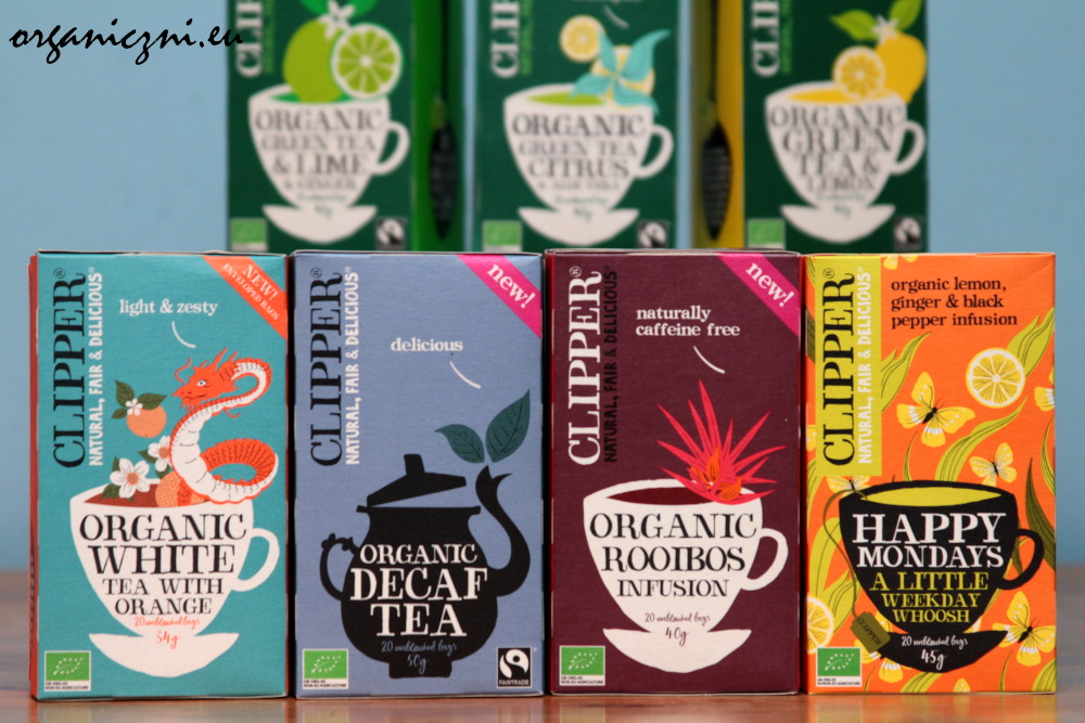 Piliście kiedyś herbatę bezkofeinową?