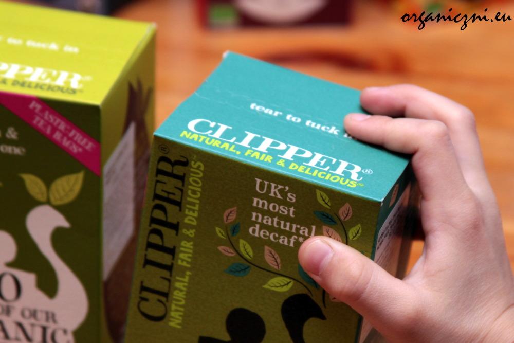 Herbatę bez teiny (kofeiny) mogą pić dzieci