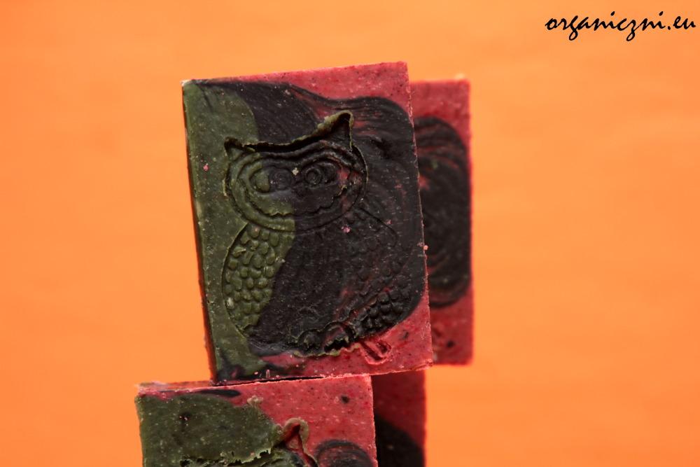 Trzykolorowe mydła: im rzadsza masa, tym ciekawsze wzory