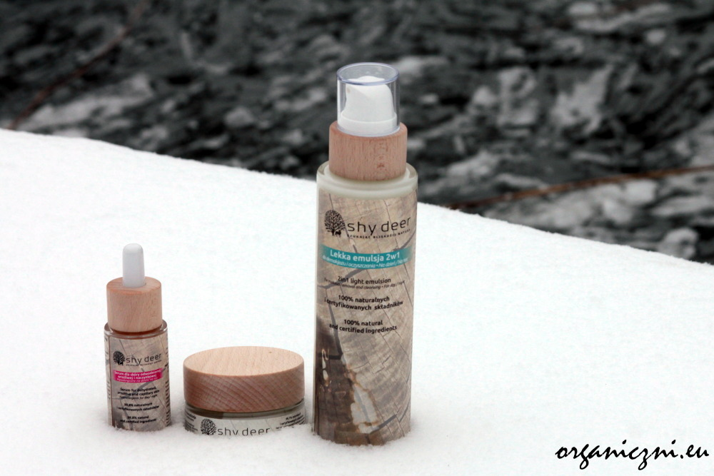 Kosmetyki naturalne Shy Deer