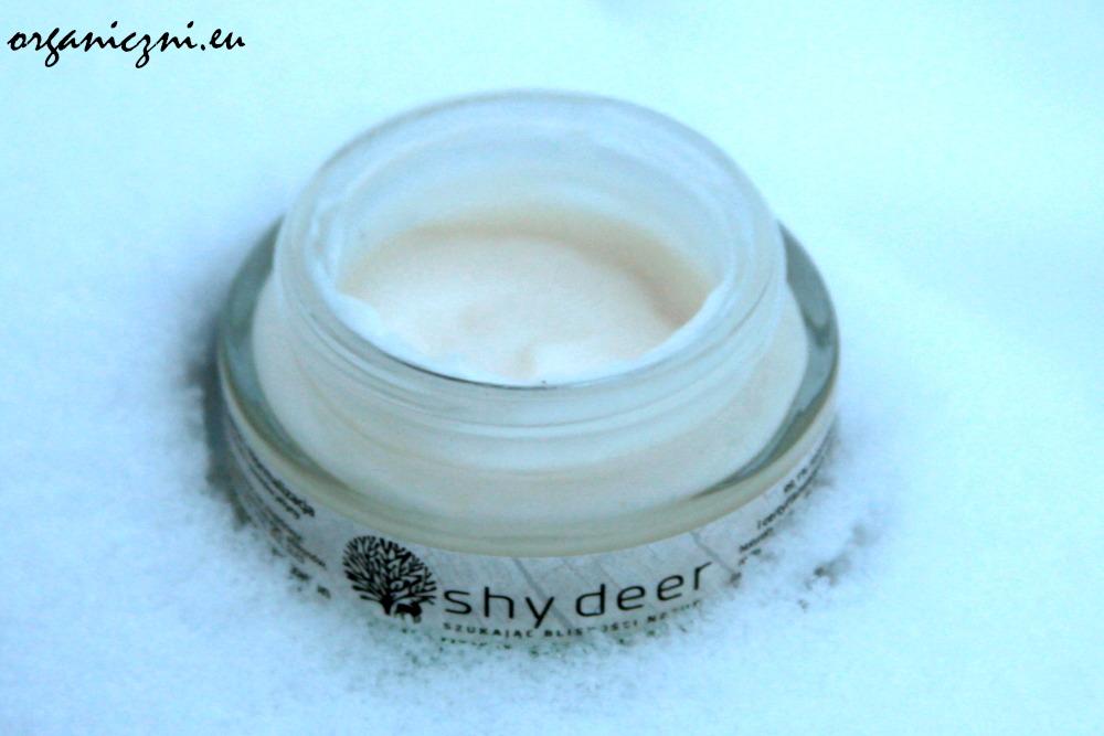 Naturalny krem dla skóry mieszanej i tłustej Shy Deer