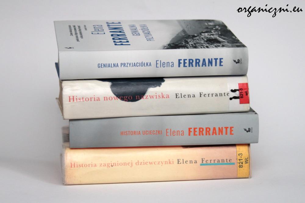 Elena Ferrante, seria neapolitańska