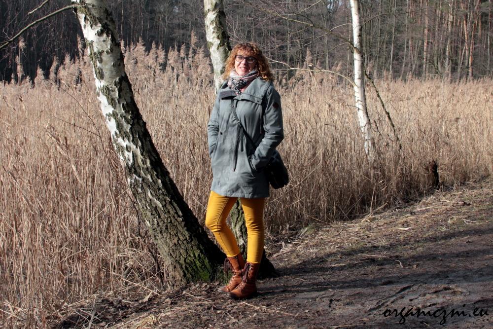 Monika Zielona wśród ludzi